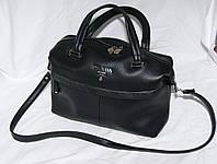 Сумка Prada (Прада), чёрная, фото 1