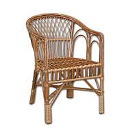 """Кресло из лозы """"КО - 7"""", Плетеное кресло из лозы"""