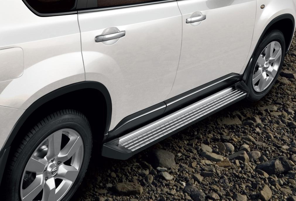 Подножки  Nissan X-Trail 2007-2014