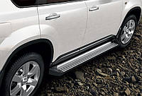 Подножки  Nissan X-Trail 2007-2014, фото 1