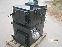Котёл пиролизный твердотопливный 15-25 кВт