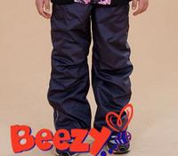 Демисезонные брюки на флисе