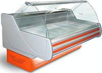 Универсальная витрина Невада 1.4 ПВХСн Технохолод (холодильная)