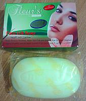 Натуральное мыло для подтяжки лица