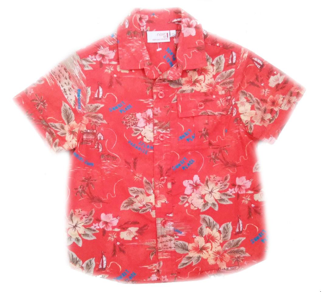 Рубашка для мальчика, Next