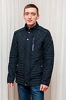 Мужская демисезонная куртка черная ZPJV