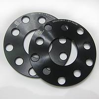 Автомобильные расширительное кольцо ( Spacer ) Н=10 мм  PCD5*112  DIA 66.6