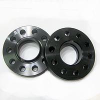Автомобильные расширительное кольцо ( Spacer ) Н=12 мм  PCD5*112  DIA 57.1 -> 57.1