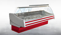 Универсальная витрина Соната 1.4 ПВХСн Технохолод (холодильная)