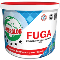 ANSERGLOB Fuga Смесь затирочная эластичная №101 Белый 3 кг