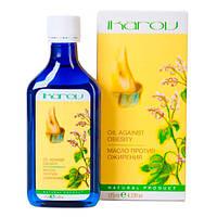 IKAROV «Против ожирения» Массажное масло для тела 125 мл