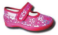 Туфли на застежке «велькро»
