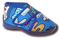 Ботинки на застежке «велькро»