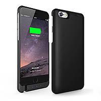 Чехол - батарея / Пауеркейс / аккумулятор JLW power case для iPhone 6 (Черный)