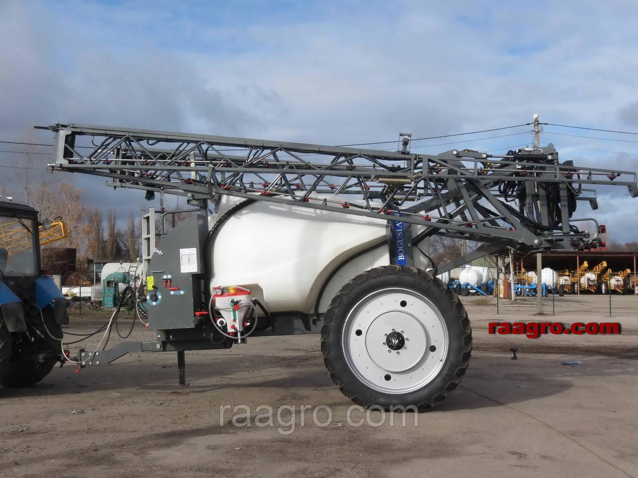 Атлант-4200-28 обпріскувач причіпний