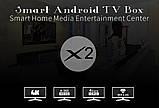 Медиаплеер Beelink X2 TV Box 4K H.265 Wi-Fi., фото 5