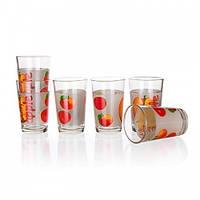 Набор стаканов banquet Яблоко 6 штук по 230 мл (04240110)