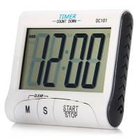 Цифровой термометр с таймером DC 101 (TS DC-101 (таймер)