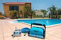 Робот пылесос для уборки бассейна Aquabot Magnum