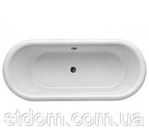 Ванна прямоугольная Villeroy&Boch Libra UBQ180LIB2V-01 Белый альпин АКЦИЯ!!!