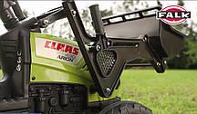 Детский трактор на педалях Falk 1040M Claas Arion 430, фото 3