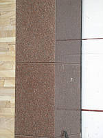 Облицовка колон и стен гранитом