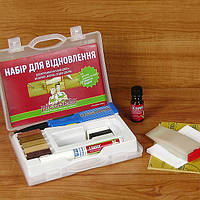 Набор для ремонта мебели покрытой воском