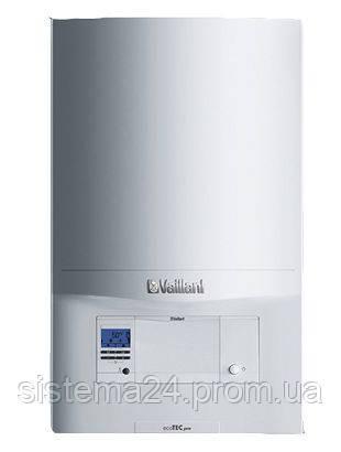Газовый настенный конденсационный котел Vaillant EcoTEC pro VUW INT 236 /5 -3 Пакет