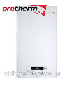 Газовый котел Protherm Рысь LYNX 24 + Коаксиальная труба
