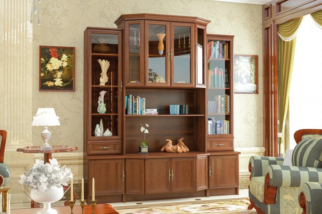 Гостиная Эко-1 Мебель Сервис
