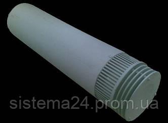 Упакованный дымоход к парапетным котлам Атон (АОГВМН-26.00.000-01)