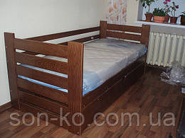 Ліжко дитяче односпальне Марко