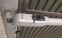 Комплект электромеханических приводов для распашных ворот бытового применения. Створка 2,5м. - FAAC 415, фото 4