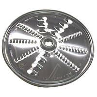 Оригинал. Диск-терка крупная для кухонного комбайна Braun код 63210633