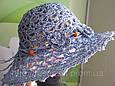 Подростковая шляпа из рисовой соломки, фото 3