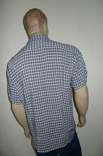 Стильная летняя рубашка
