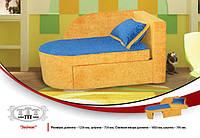Детская кроватка диван Зайчик