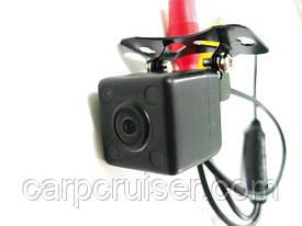 Камера заднего вида автомобиля RC1668-IR с ИК подсветкой универсальная с разметкой зоны парковки