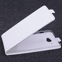 Чехол флип для Acer Liquid S1 Duo белый