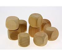Кубик деревянный без надписи 4 см( ваше фото / лого )
