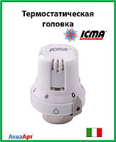 Icma Термостатическая  головка для терморегулирующих и термостатических вентилей 28*1,5 Арт. 986