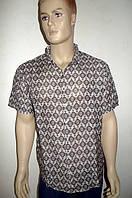 Рубашка Eskola короткий рукав с шелковой нитью, фото 1