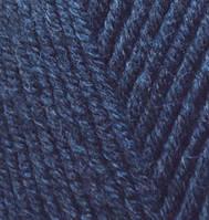 Alize Lanagold Fine - 58 темно-синий