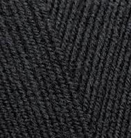 Alize Lanagold Fine - 60 черный