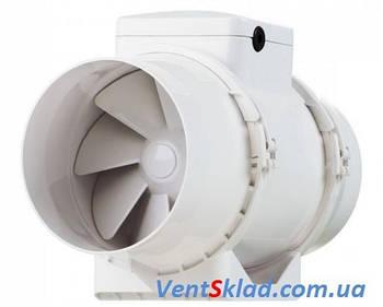 Канальные вентиляторы в пластиковом корпусе серии Вентс ТТ