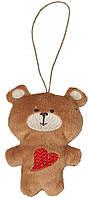 Мягкая игрушка Fancy Мишка С любовью 11 см (VDBU0)
