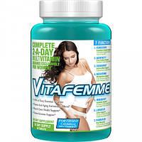 Витамины для Женщин ALLMAX   VitaFemme 60 tabs