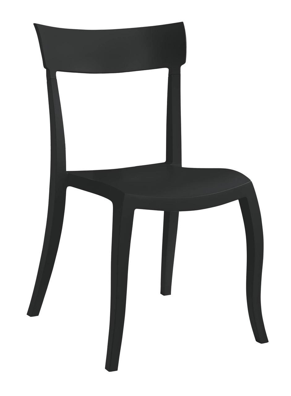 Стул Hera-SP Черный (Papatya-TM)