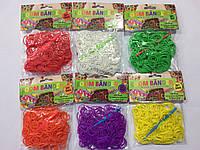 Резинки 300 штук в кульке ароматизированные