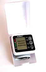 Автоматический тонометр UKC BP-210 - напульсный измеритель давления , фото 3